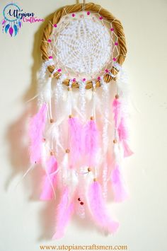 Dreamcatchers by Anusha Bhadauria. +91 909 659 5656. www.utopiancraftsmen.com