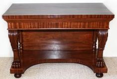 Colonial Furniture, Hope Chest, Storage Chest, Cabinet, Antiques, Home Decor, Clothes Stand, Antiquities, Antique
