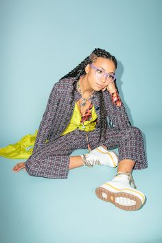 NYLON: Take A Note From Esperanza Spalding's Eclectic Playlist