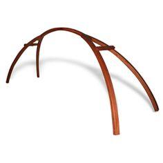 Hammock Stand <3 Diy Hammock, Hammock Swing, Hammock Chair, Jungle Hammock, Backpacking Hammock, Dark Wood Stain, Metal Projects, Hobbies And Crafts, Woodworking Shop