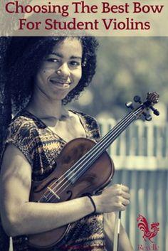 What is the best bow for student violins?  http://www.connollymusic.com/revelle/blog/what-is-the-best-bow-for-student-violins @revellestrings