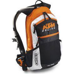 KTM Racing Backpack/hydration pack $89.99