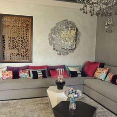 espace deco salon marocain ralisation du talentueux architecte dintrieur de nesdisgn casablanca - Salon Moderne Acasablanca