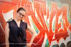 One of three triplet seniors. http://www.photosbypdemott.com in Dayton, Ohio