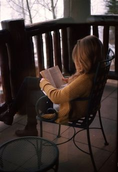 One of my favorite places to read a book - by Boots B