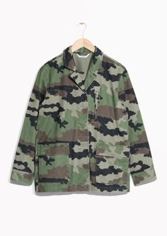 & Other Stories | Military Jacket
