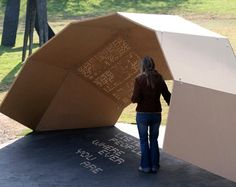One Day Poem Pavilion by Jiyeon Song.