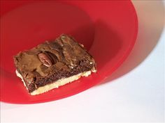 Shortbread Brownies from Food.com:
