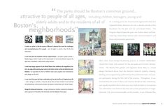 Boston Common, Common Ground, Master Plan, The Neighbourhood, Photo Wall, How To Plan, The Neighborhood, Photograph, Architecture Layout