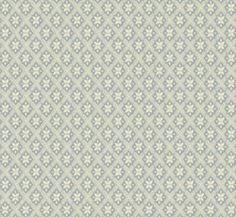 Lim & Handtryck Tapet - Mölletorp ljusblå/blåVälkommen till förra sekelskiftet