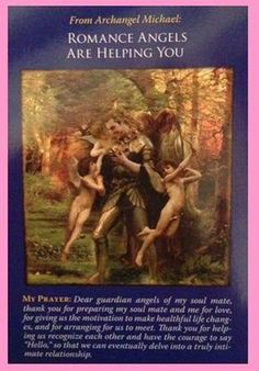 Archangel Michael Reading: Card 2