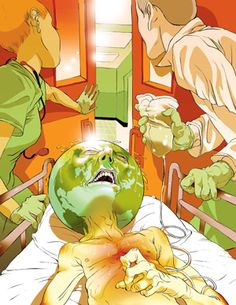 Does global warming affect human health? By Tomer Hanuka in spring 2006.