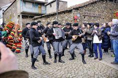 Caretos of Podence, Portugal (Entrudo Chocalheiro)