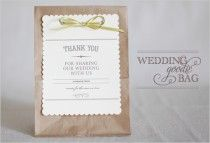 DIY Vintage Wedding Favors  ♥ Handmade Vintage Gift Bag | El Yapimi Nikah Sekerleri