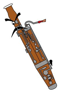 Bassoon - woodwind