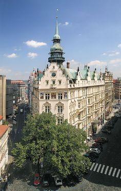 Hotel Paris Prague, #WithHeartInPrague