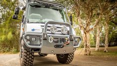 Unimog Expeditionsmobil: Offroad-Raumschiff fürs Outback Mercedes Benz Unimog, Mobiles, Offroad, Auto Motor Sport, Campervan, Motorhome, Discovery, 4x4, Explore