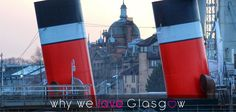 It's Why We <3 Glasgow Wednesday, so we're sharing a fabulous shot of the iconic Waverley, taken by our fan John!  If you want to take a trip 'doon the watter' in the world's last sea going paddle steamer out more here: https://peoplemakeglasgow.com/things-to-do/tours