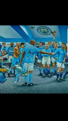 Football Drawings, Manchester City Wallpaper, Zen, Football Art, English Premier League, Football Wallpaper, Super Sport, Blues, Idol