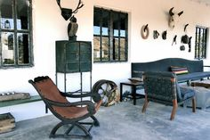 Home on the Range with Casamidy in Mexico - Remodelista