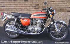 1974 Honda CB750, classic honda motorcycle