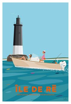 Art Et Design, Poster City, City Painting, Saint Martin, Country Paintings, Travel Posters, Vintage Posters, Skateboard, Nautical