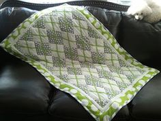 CreativeHighs: Argyle Quilt, Monster Towel, Helicopter Shower and MORE!