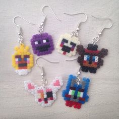 Hey, I found this really awesome Etsy listing at https://www.etsy.com/listing/224635250/five-nights-at-freddys-2-inspired-perler