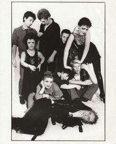 Sex Pistols – Original Photograph With Bromley Contingent