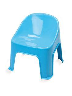 Blue Kids Bucket Seat