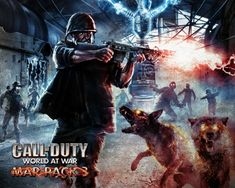 Call of Duty World at War Zombies APK- Your Android Gaming World