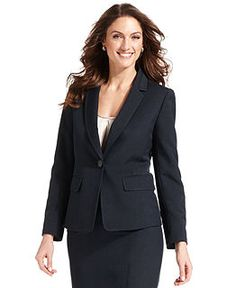 Business suit- Rita, Act I.  Boring and stodgy: Rita is a cookie-cutter executive type during Act I, pretty uptight.  Opportunity for touch of color near collar, still should be pretty straight-laced, but still attractive.