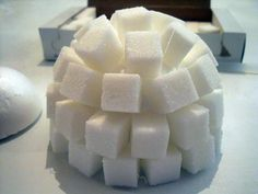 These sugar cube igloos are a fun and interactive Canadian craft for teaching kids about the history of the Inuit people. They also make wonderfully unique Canadian party decorations! Canadian Party, Igloo Craft, Inuit People, Sugar Cubes, Canada Day, How To Make, Crafts, Manualidades, Craft