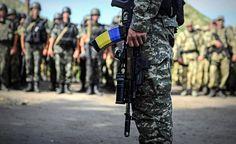Командование ВСУ готово к наступлению и ожидает приказа Порошенко - 25 Августа 2015 - 70-лет. вавилонские пленения