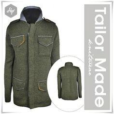 Πλεκτή ζεστή ζακέτα με γιακά και εξωτερικές τσέπες (διαθέσιμη σε μαύρο χρώμα) - Tailor Made knitwear  Ιδανική για τους χειμερινούς μήνες και για όλες τις ώρες της ημέρας. Συνδυάζεται εύκολα με casual αλλά και βραδινά outfits. Συνδυάστε το με πουκάμισα, πουλόβερ και τζην ή κοτλέ παντελόνια.  #Hip #Hipyourteez #Tailor_Made #Knitwear #Mens #Womens #Fashion #New_Collection #AW_13_14 Wedding Styles, Military Jacket, Knitwear, Jackets, Fashion, Down Jackets, Moda, Field Jacket, Tricot