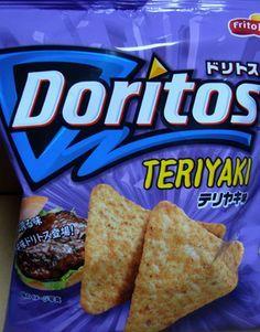 Food - Creative and Strange Doritos Flavors Around the World on Pint…