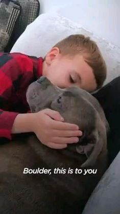 Dogs And Kids, I Love Dogs, Puppy Love, Cute Funny Dogs, Cute Funny Animals, Cute Animal Videos, Funny Animal Pictures, Pit Bull, Writing A Love Letter