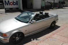 BMW 325 CI 2001