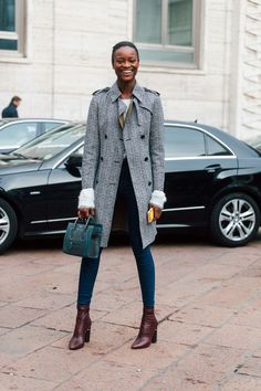 Model Street Style : Photo