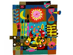 The Art of Mary Blair  Adventures Through Inner Space, Blair Art Room