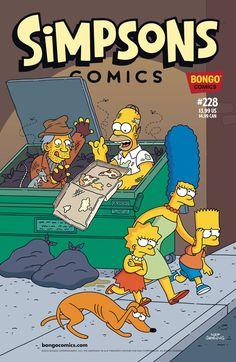 Simpsons Comics (1992) Issue #228