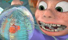 Pixar Animation Studios (Pixar) is an American computer animation film studio based in Emeryville, California. Pixar is a subsidiary of The Walt Disney Company. Disney Pixar, Film Disney, Disney Movies, Computer Animation, Animation Film, Animation Studios, Darla Finding Nemo, Finding Dory, Tooth Cartoon