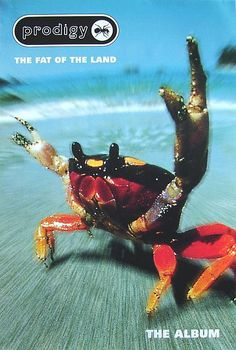 THE PRODIGY - THE FAT OF THE LAND (1997)