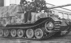 Panzerjäger Ferdinand Sd. Kfz. 184