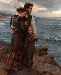 """""""She Is Not Gone"""" by Daniel F. Gerhatz"""