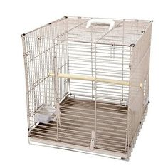 AE Cages 18x19 Folding Travel Bird Carrier Sandstone by AE Cages * More info could be found at the image url.Note:It is affiliate link to Amazon.