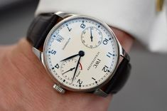 IWC PORTUGUESE 8 DAY AUTOMATIC