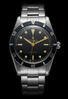 Rolex Rolex Submariner is a Men's watch with Automatic movement. Compare Rolex Rolex Submariner watch functions, view pictures, prices and more. Rolex Submariner, Rolex Gmt, Omega Seamaster, James Bond, Sport Watches, Cool Watches, Watches For Men, Unique Watches, Modern Watches