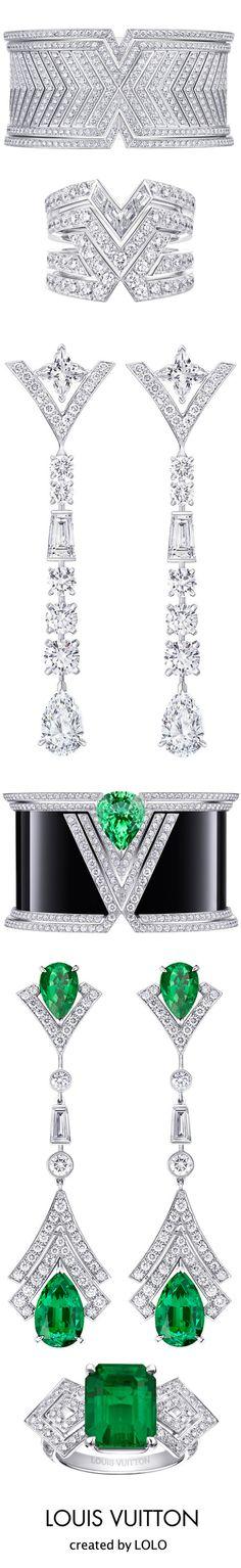 Jewels:   Louis Vuitton Acte V