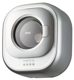 Wall-mounted Washing Machine 'Mini' by Daewoo Electronics.
